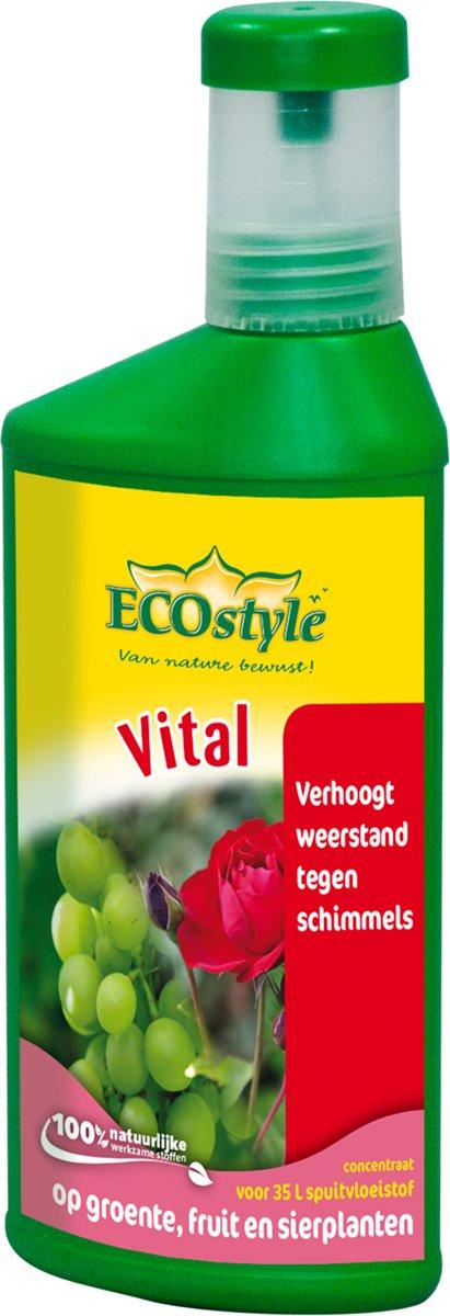 ECOstyle Vital - organische plantversterker - concentraat 250 ml kopen