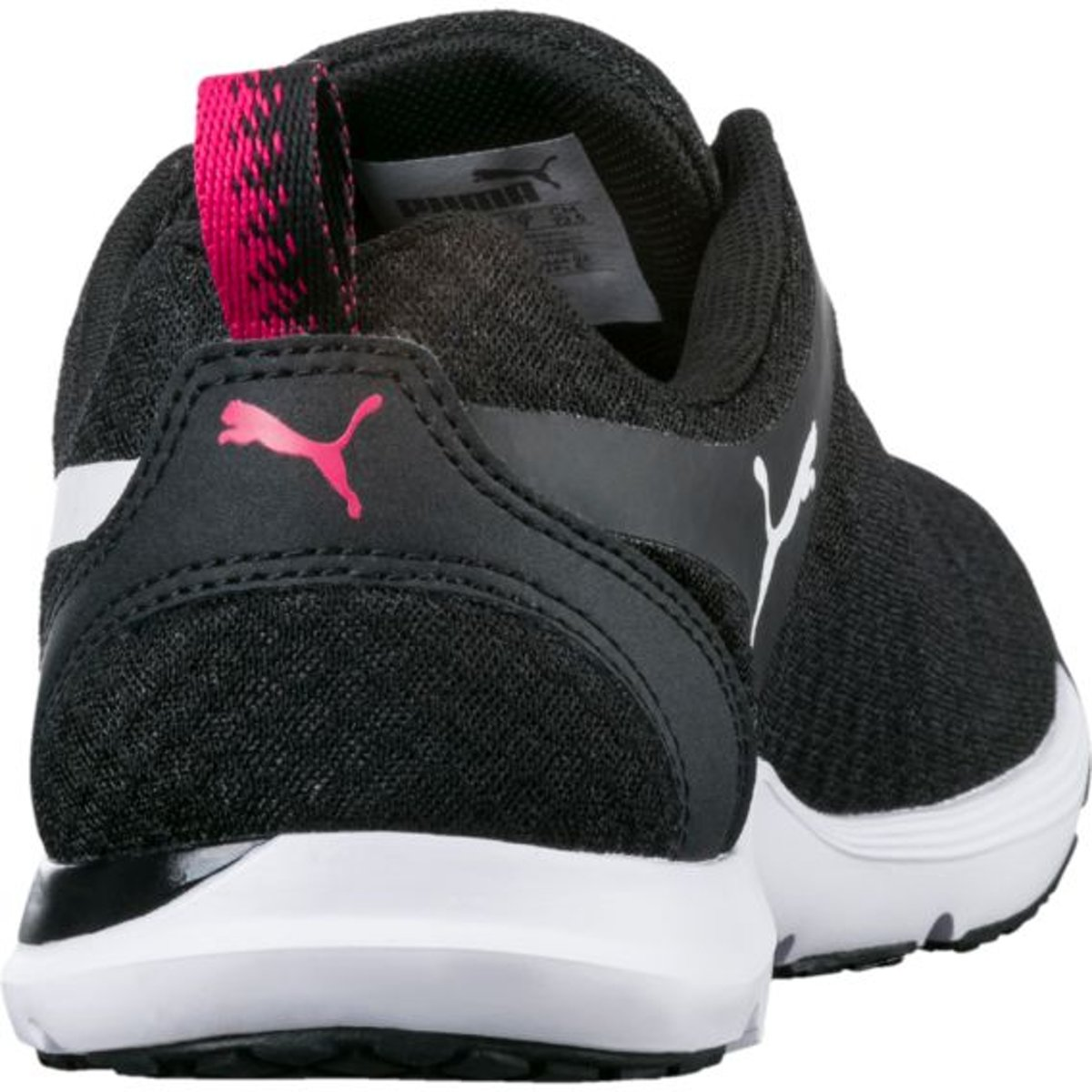 PUMA Flex XT Wn's Sportschoenen Dames Puma Black Puma White Love Potion