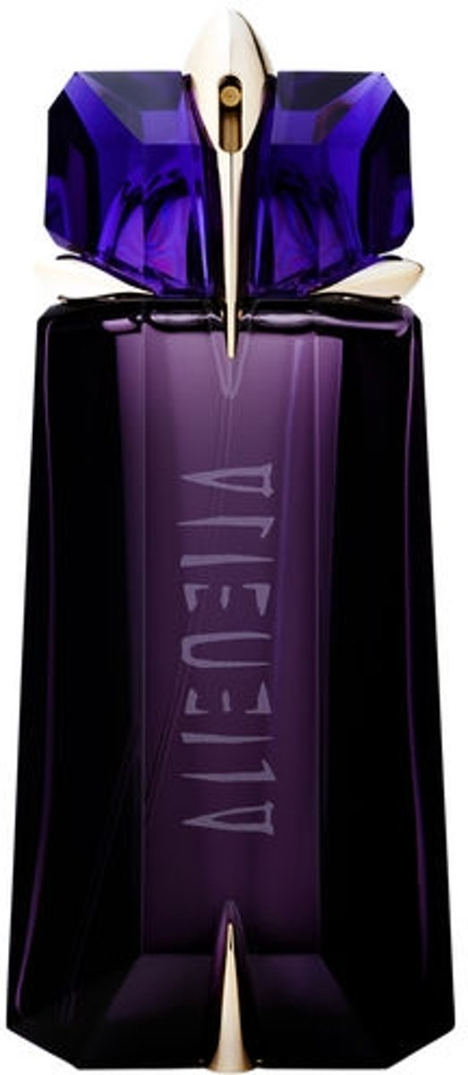 MULTI BUNDEL 2 stuks Thierry Mugler Alien Eau De Perfume Spray Refillable 60ml
