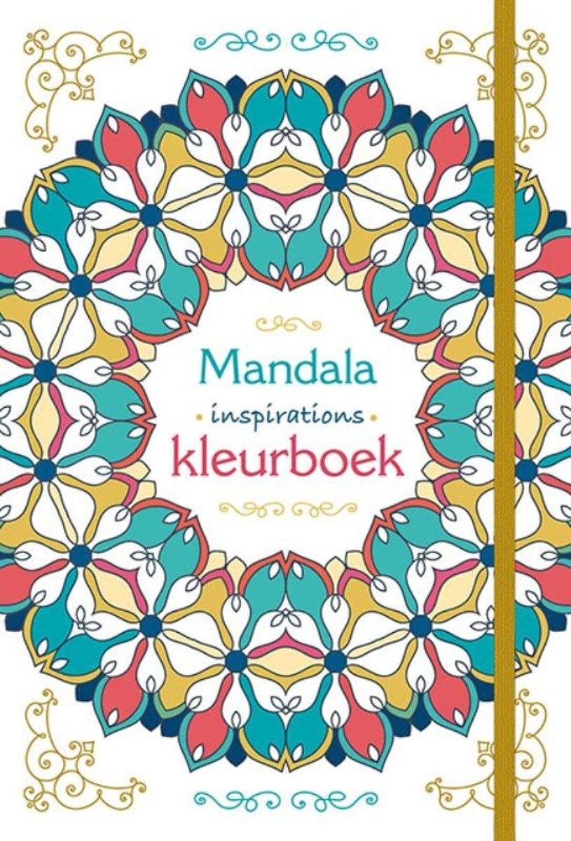 Mandala Kleurplaten Bestellen.Bol Com Mandala Inspirations Kleurboek Zuid Nederlandse