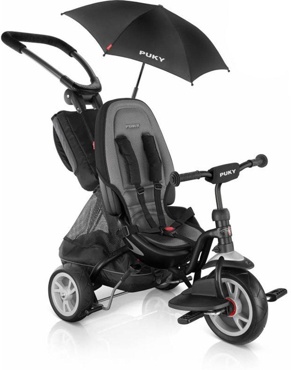 Puky CAT S6 Ceety Kindervoertuig Kinderen - Driewieler Zwart
