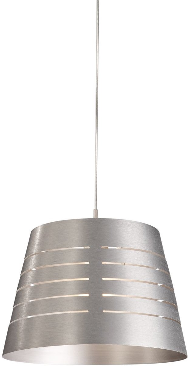 bol massive domingo hanglamp aluminium