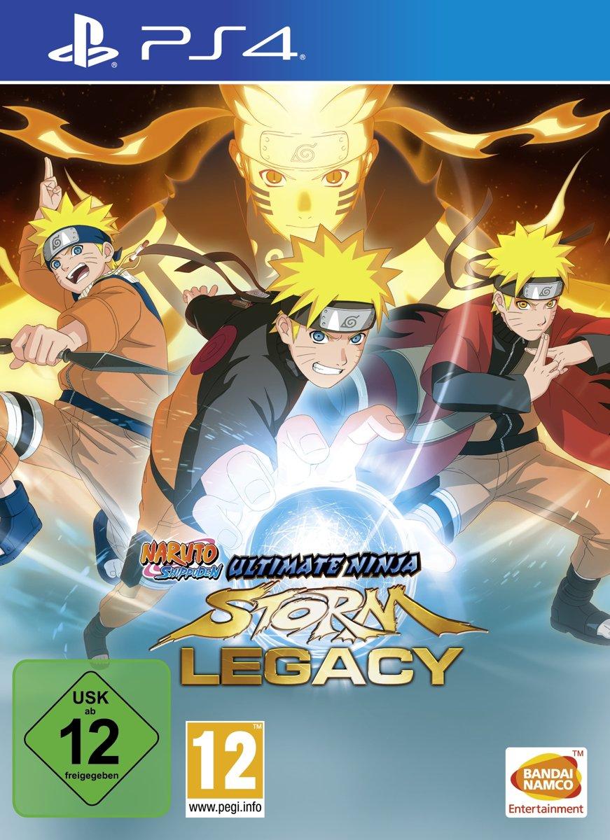 Naruto Shippuden: Ultimate Ninja Storm - Legacy PlayStation 4