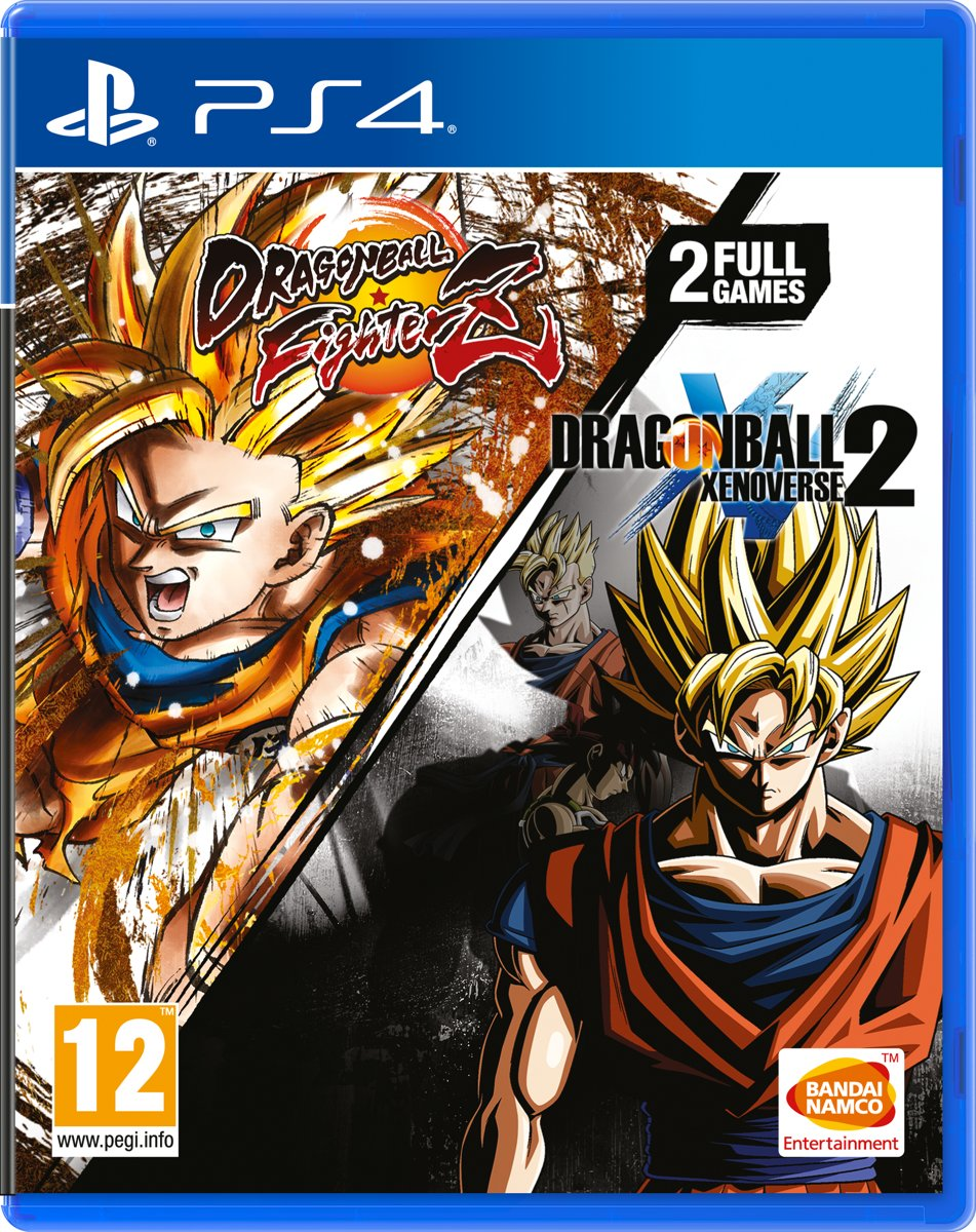 Dragon Ball: FighterZ + Dragon Ball: Xenoverse 2 Compilation PlayStation 4