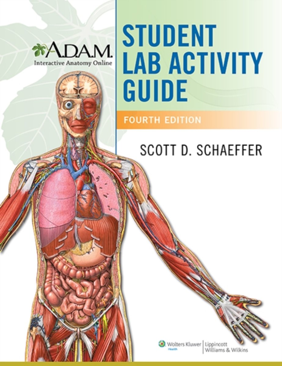 bol.com | A.D.A.M. Interactive Anatomy Online Student Lab Activity ...