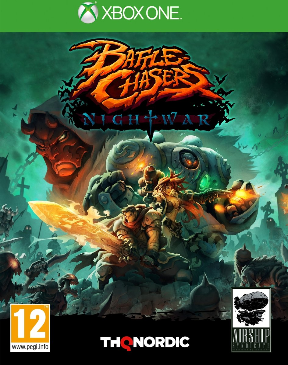 Battle Chasers - Nightwar Xbox One