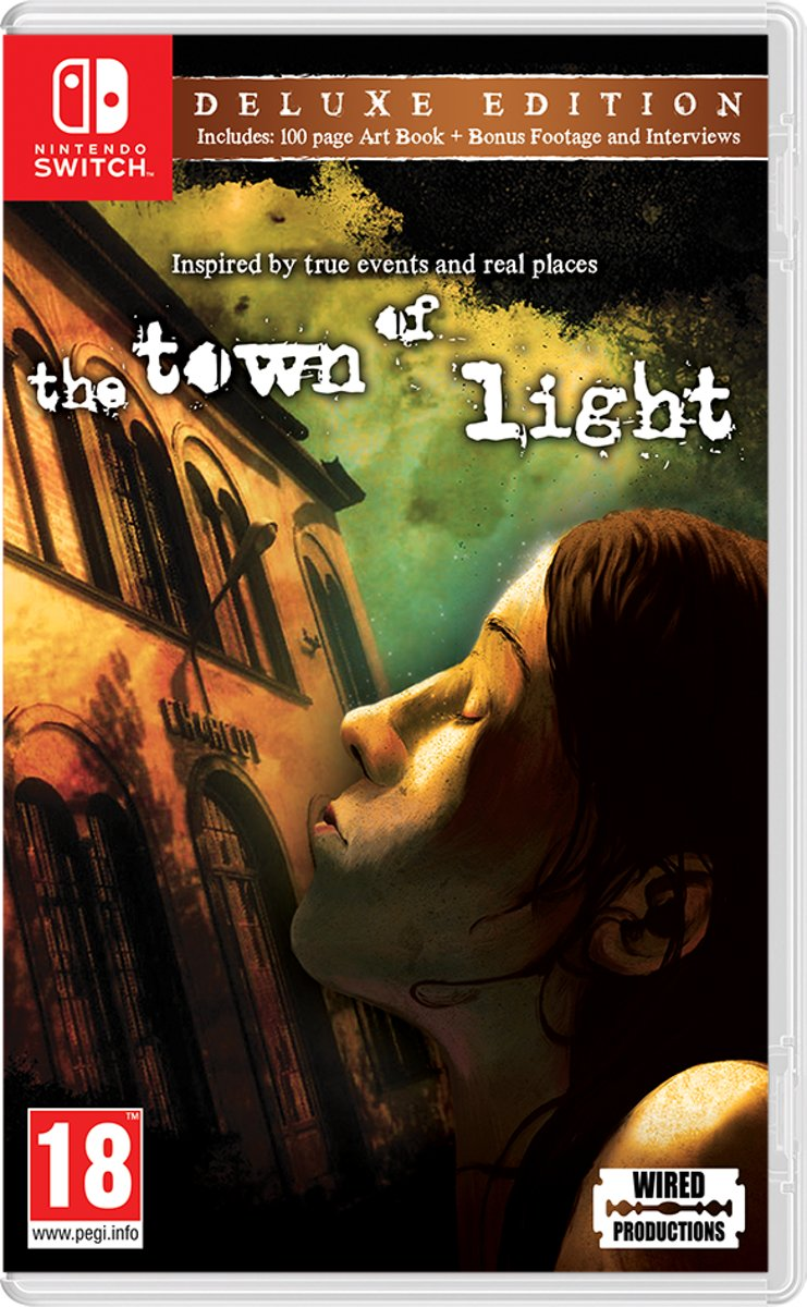 The Town of Light Deluxe Edition Switch