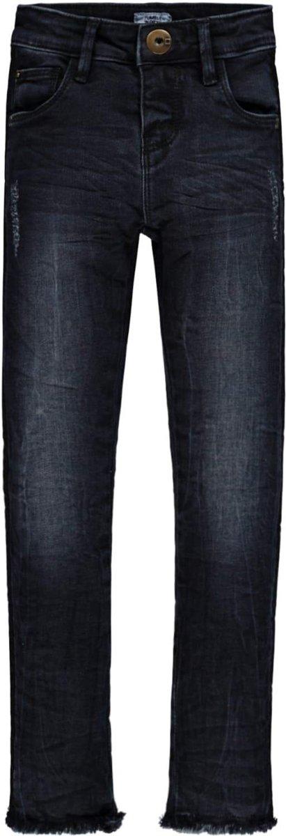 nlpvingino meisjes jeans mid blue