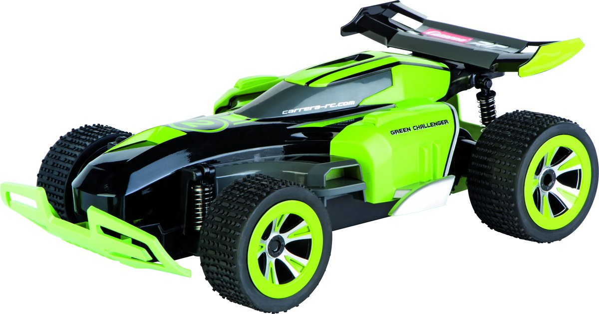 2,4GHz Green Challenger - Bestuurbare auto