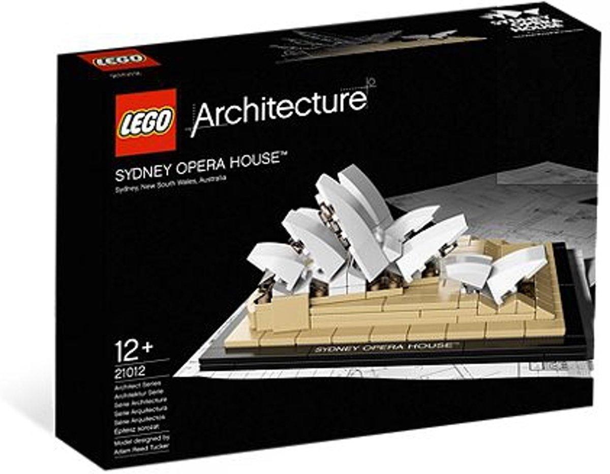 LEGO Architecture Sydney Opera House - 21012