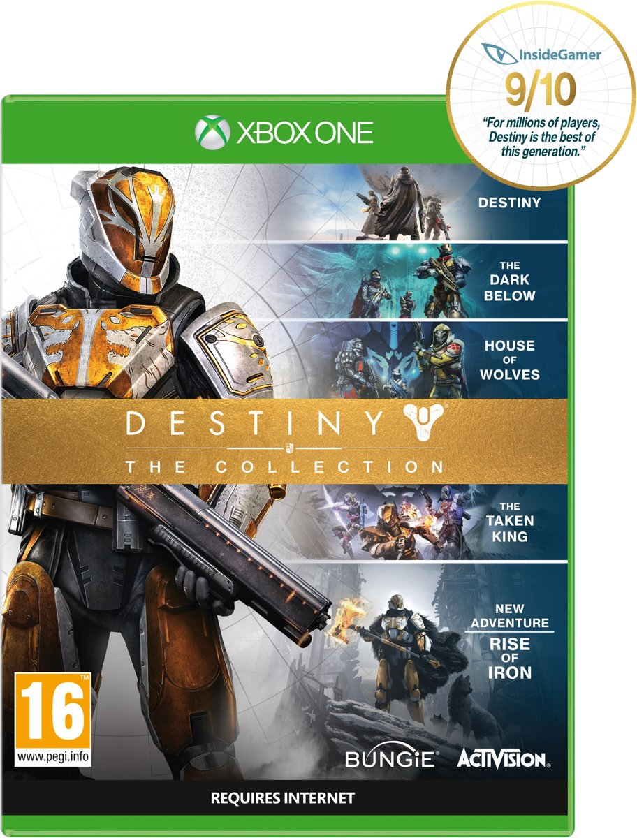 Destiny - The Collection Xbox One