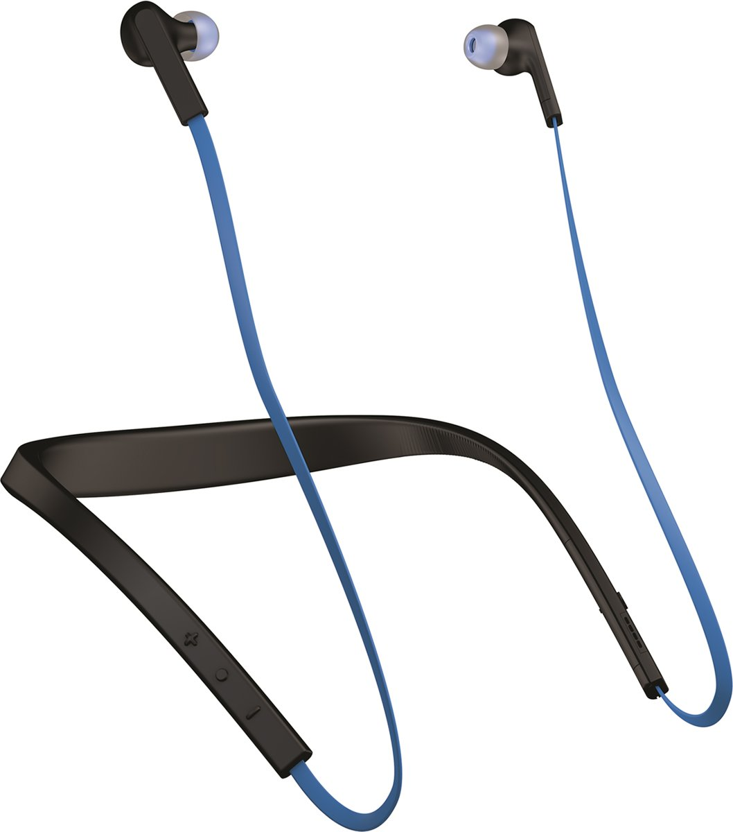 Jabra BT stereo headset Halo Smart - blue kopen