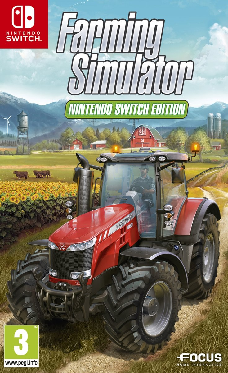 Farming Simulator 17 Switch