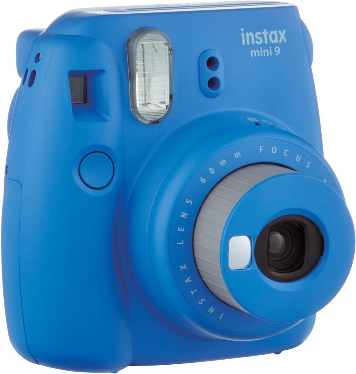 Wonderlijk bol.com   Fujifilm Instax Mini 9 - Cobalt Blue PU-82