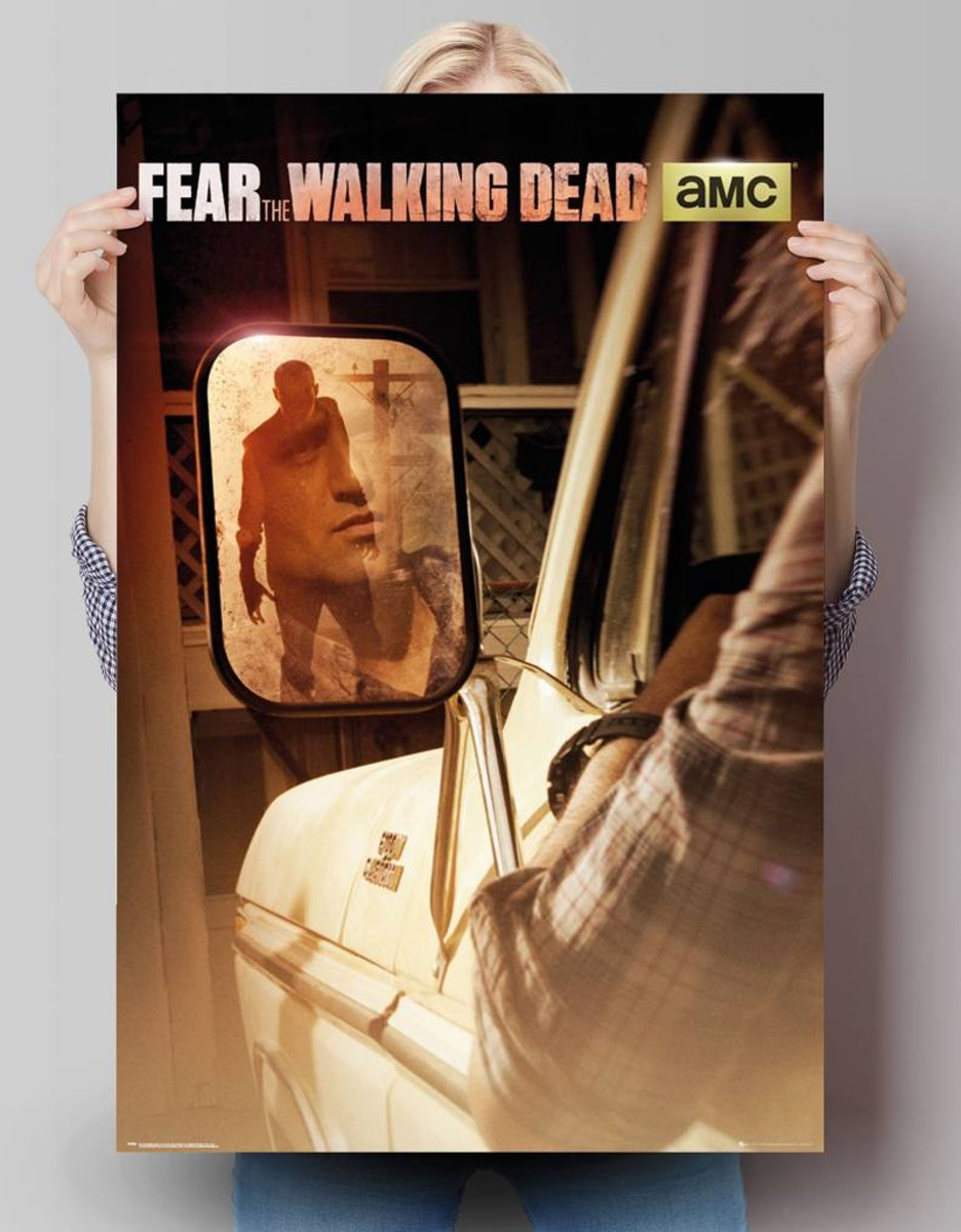 REINDERS Walking Dead - Poster - 61x91.5cm kopen