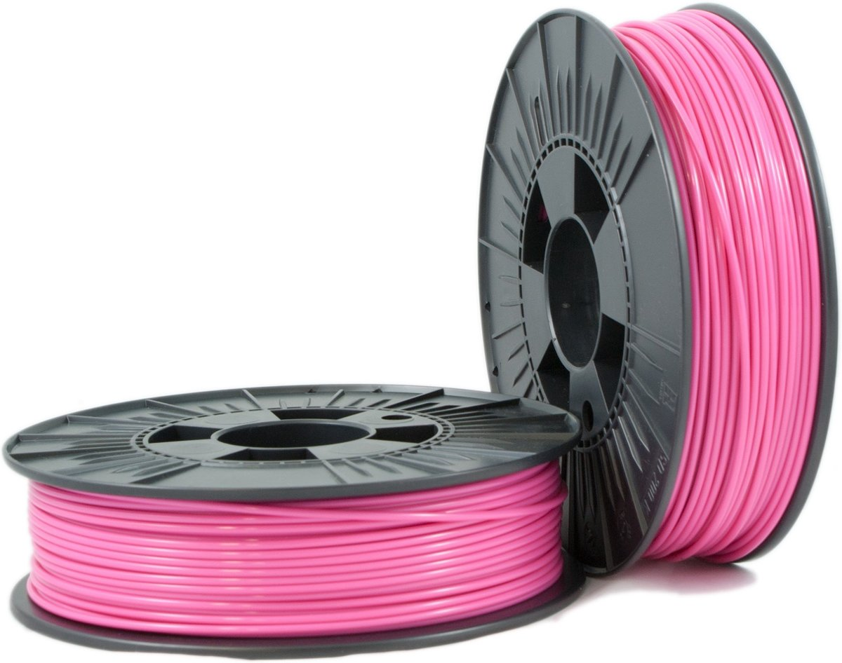 PLA 2,85mm magenta ca. RAL 4010 0,75kg - 3D Filament Supplies
