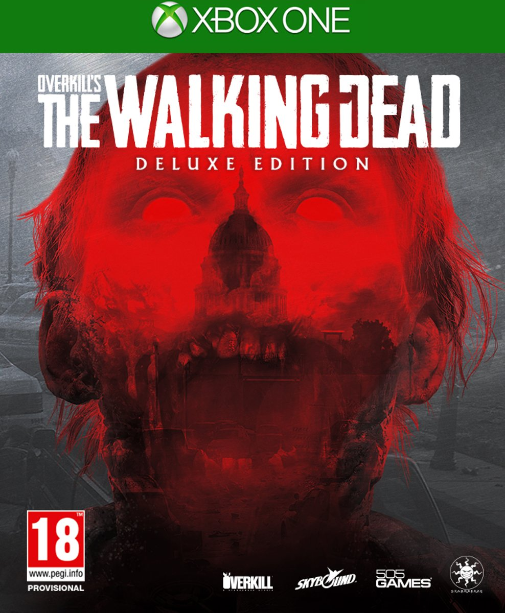 OVERKILL's The Walking Dead - Deluxe Edition - Xbox One kopen