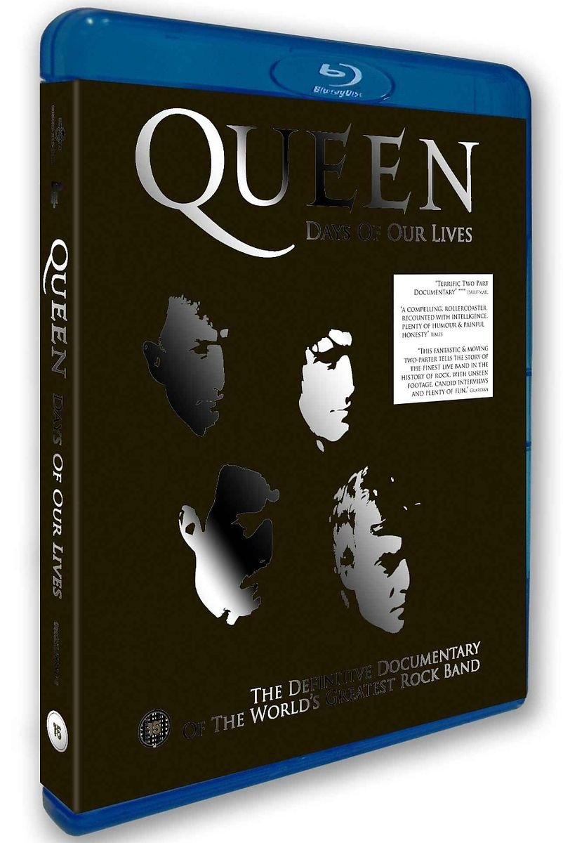 Queen - Days Of Our Lives (Blu-ray) kopen