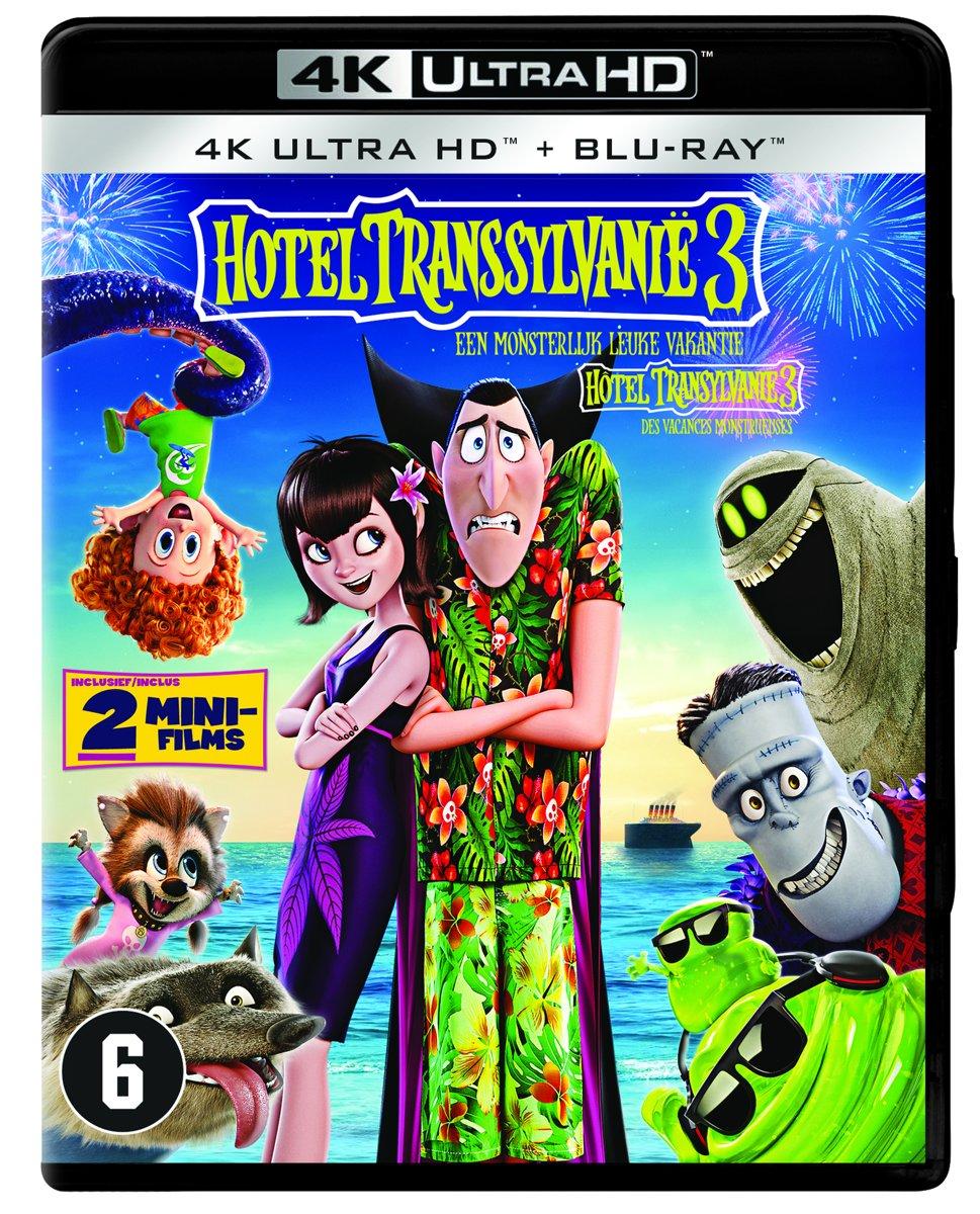 Hotel Transylvania  3 (4K Ultra HD Blu-ray)-