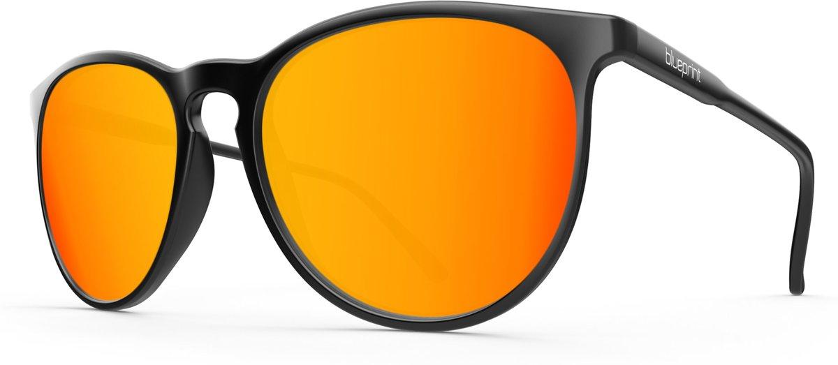 Blueprint Elba - Zonnebril - Black Orange kopen