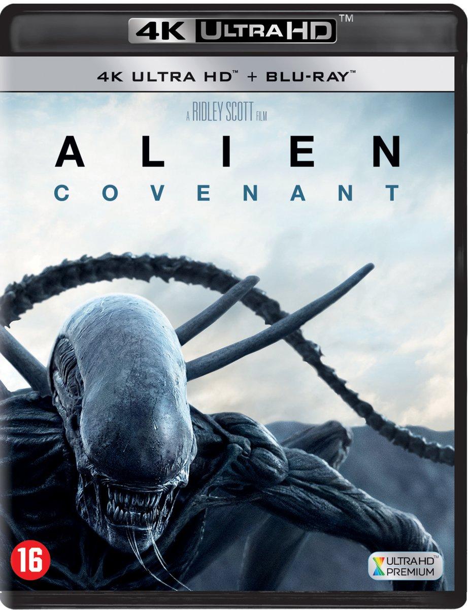 Alien : Covenant (4K Ultra HD Blu-ray)-