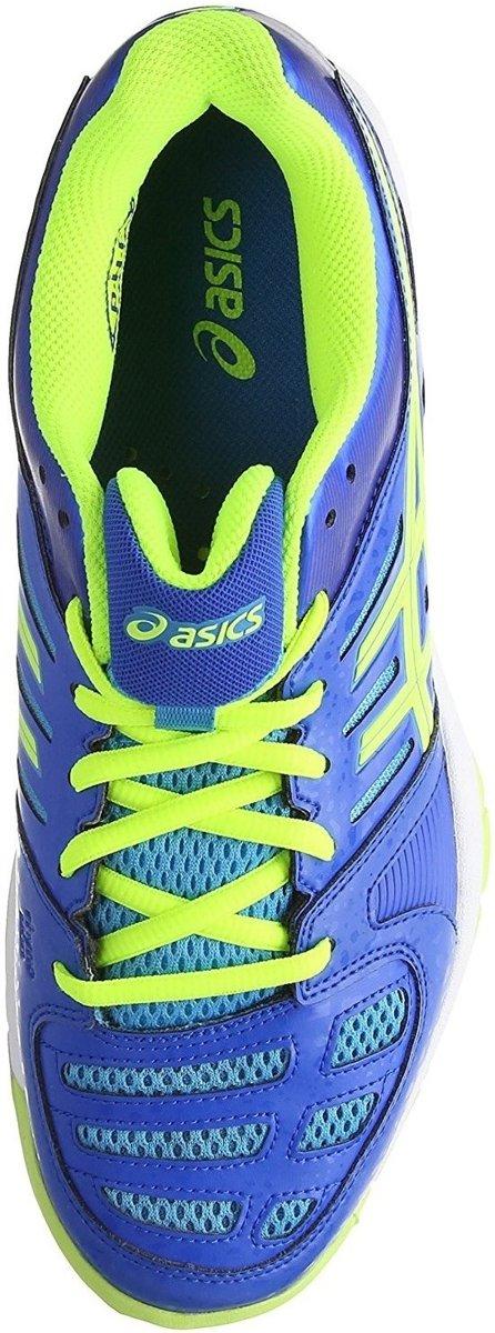 Chaussures De Gel Asics Handball Hommes Bleus Balle Rapide RtqWNr