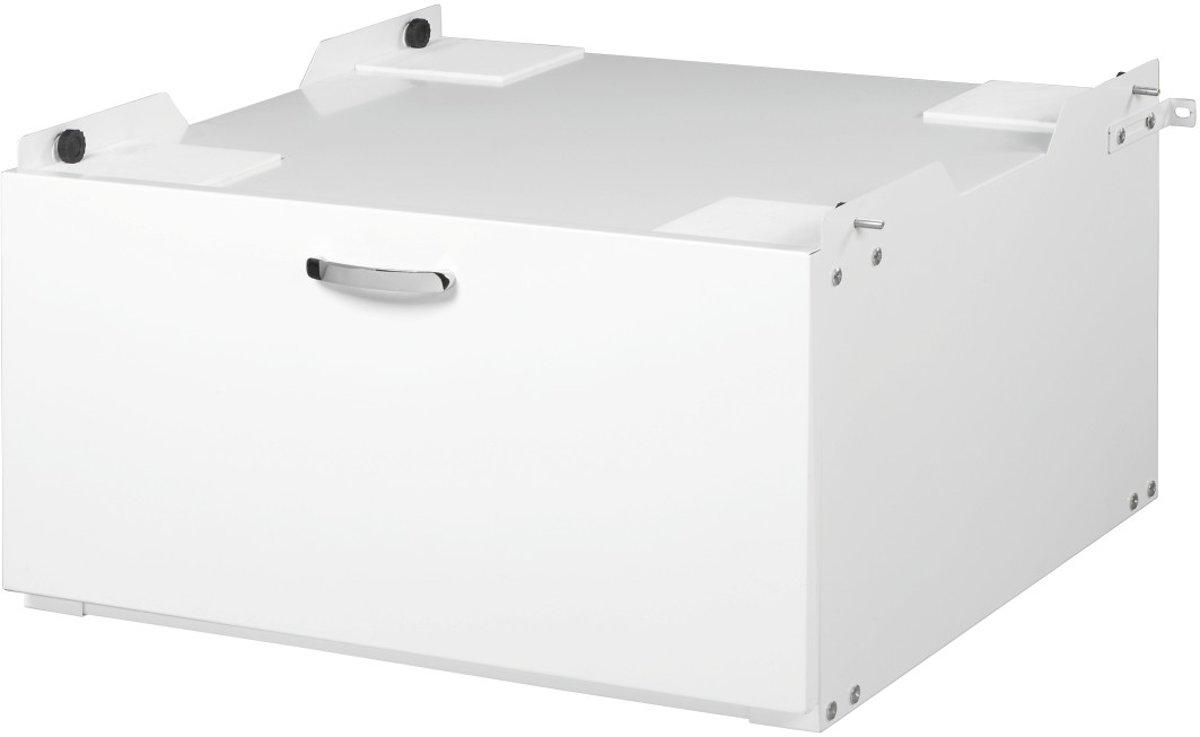 Xavax Onderbouwsokkel voor een wasmachines en drogers, met lade, 61 x 60 cm kopen