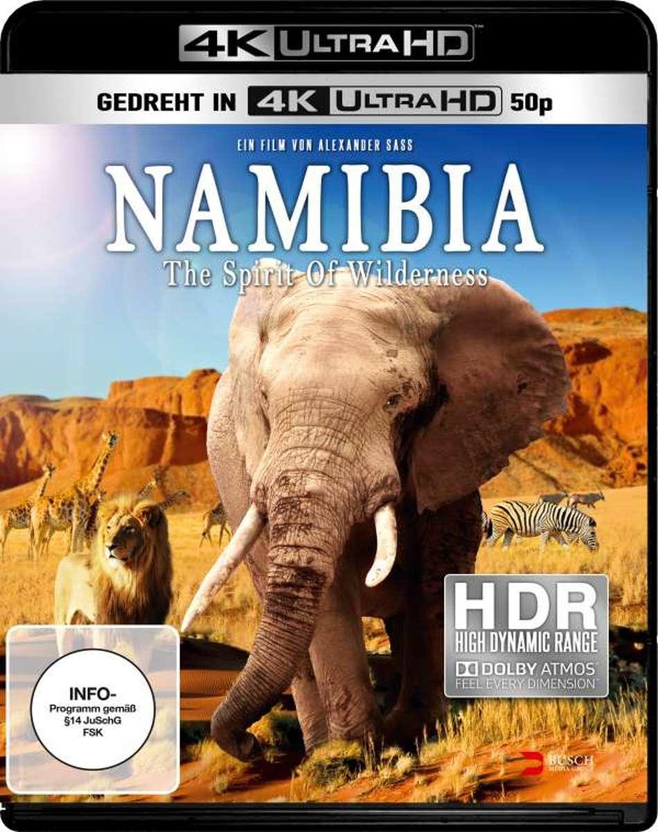 Namibia - The Spirit of Wilderness (4K UHD)-