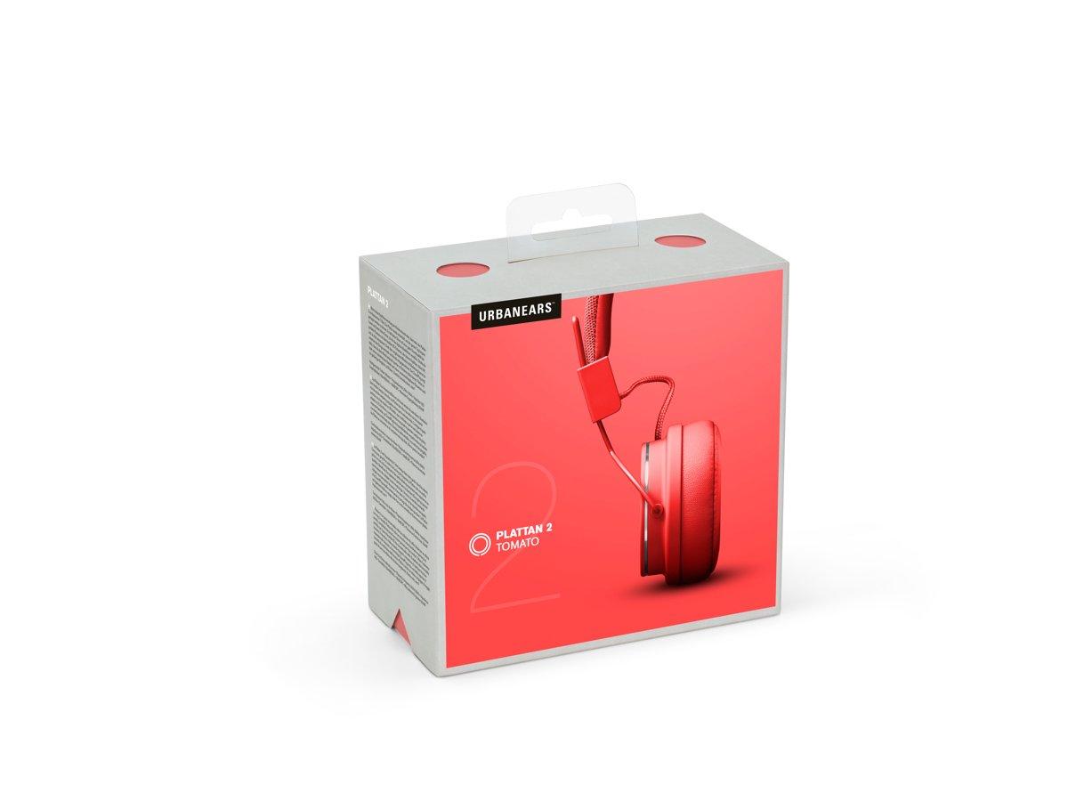 Urbanears Plattan Ii On Ear Koptelefoon Tomato Powder Pink