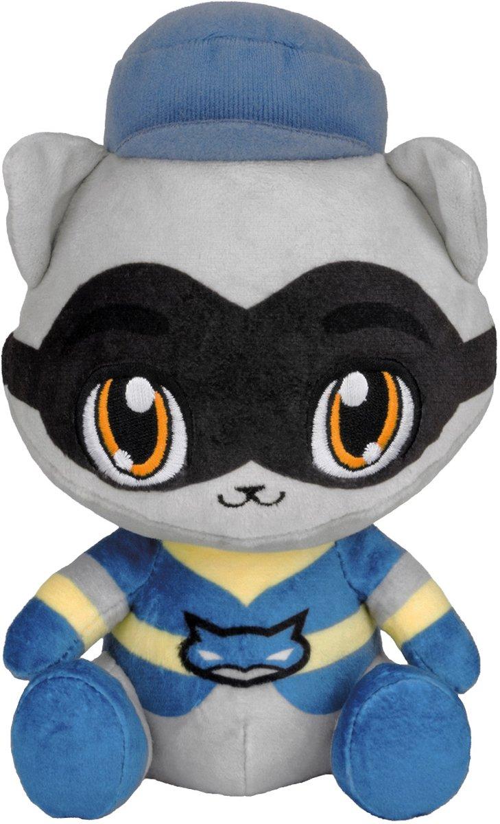 Sly Cooper - Raccoon Sly - Stubbins - 16 cm hoog