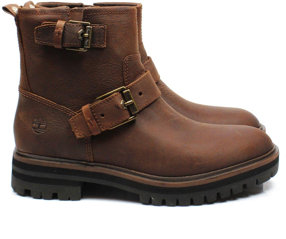 Timberland London Square Biker boots bruin, ,38 5
