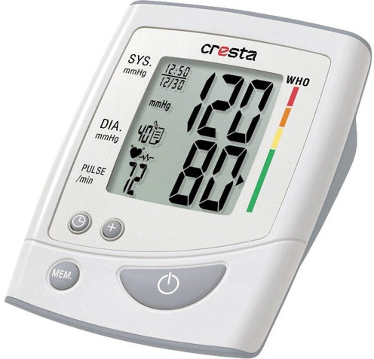 Cresta BPM610 - Bloeddrukmeter