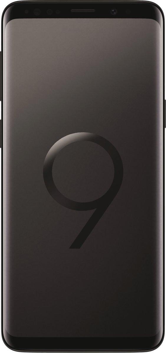 Samsung Galaxy S9 - 64GB - Midnight Black (Zwart) kopen