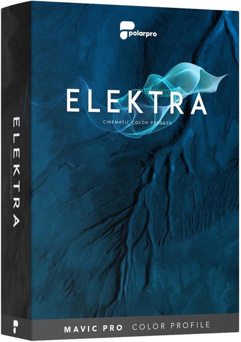 POLAR PRO DJI Mavic Pro Elektra - Cinematic Color Presets kopen