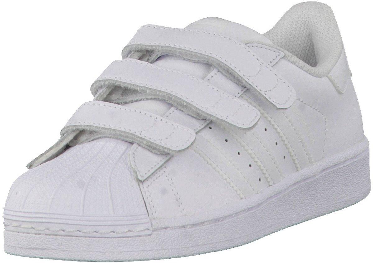 Adidas Superstar Wit Zwart Maat 35