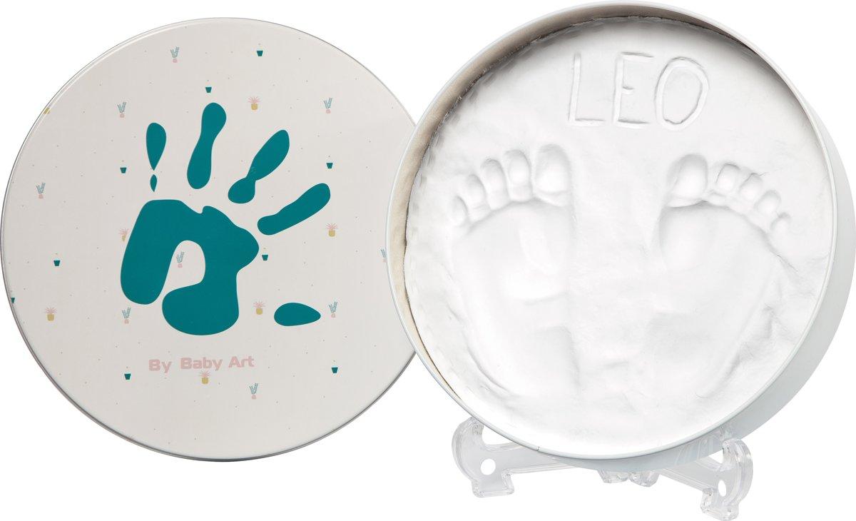 Baby Art Magic Box round shape (essentials) - Gipsafdruk