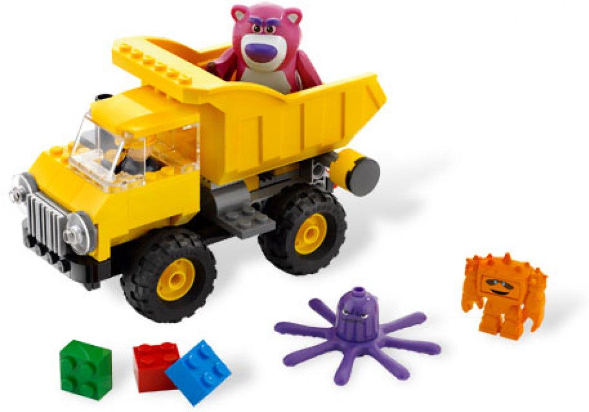LEGO Toy Story 3 Lotso's Vuilniswagen - 7789