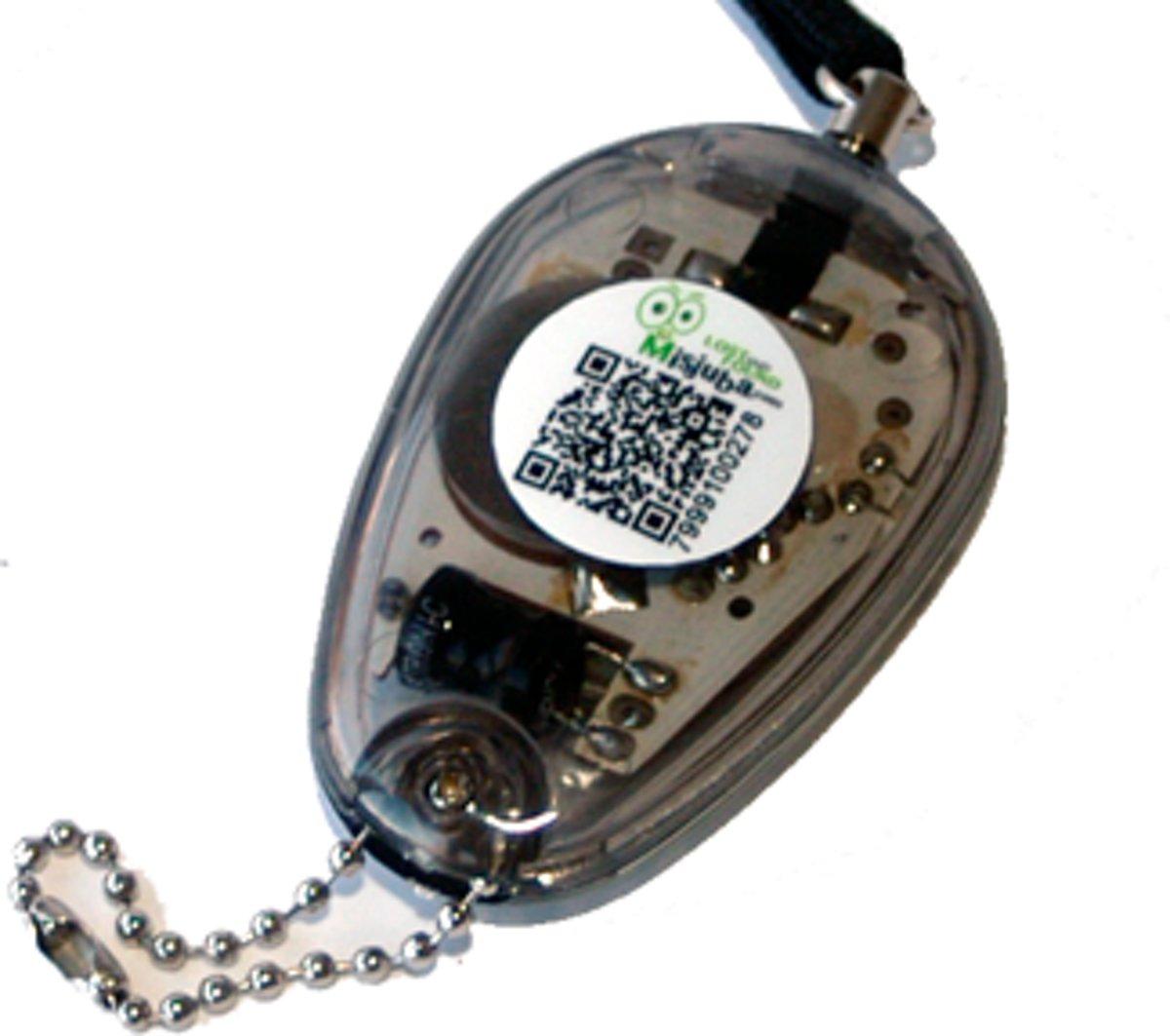 Persoonlijk alarm Met Misjuba QR code kopen