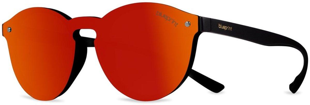 Blueprint Eyewear Ivy // Black Fire - Zonnebril - Zwart kopen