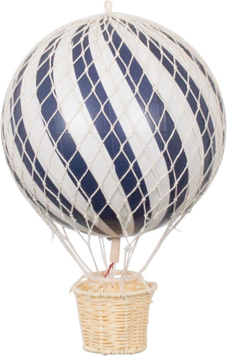 Filibabba - Luchtballon - Twilight blauw 20cm - One size