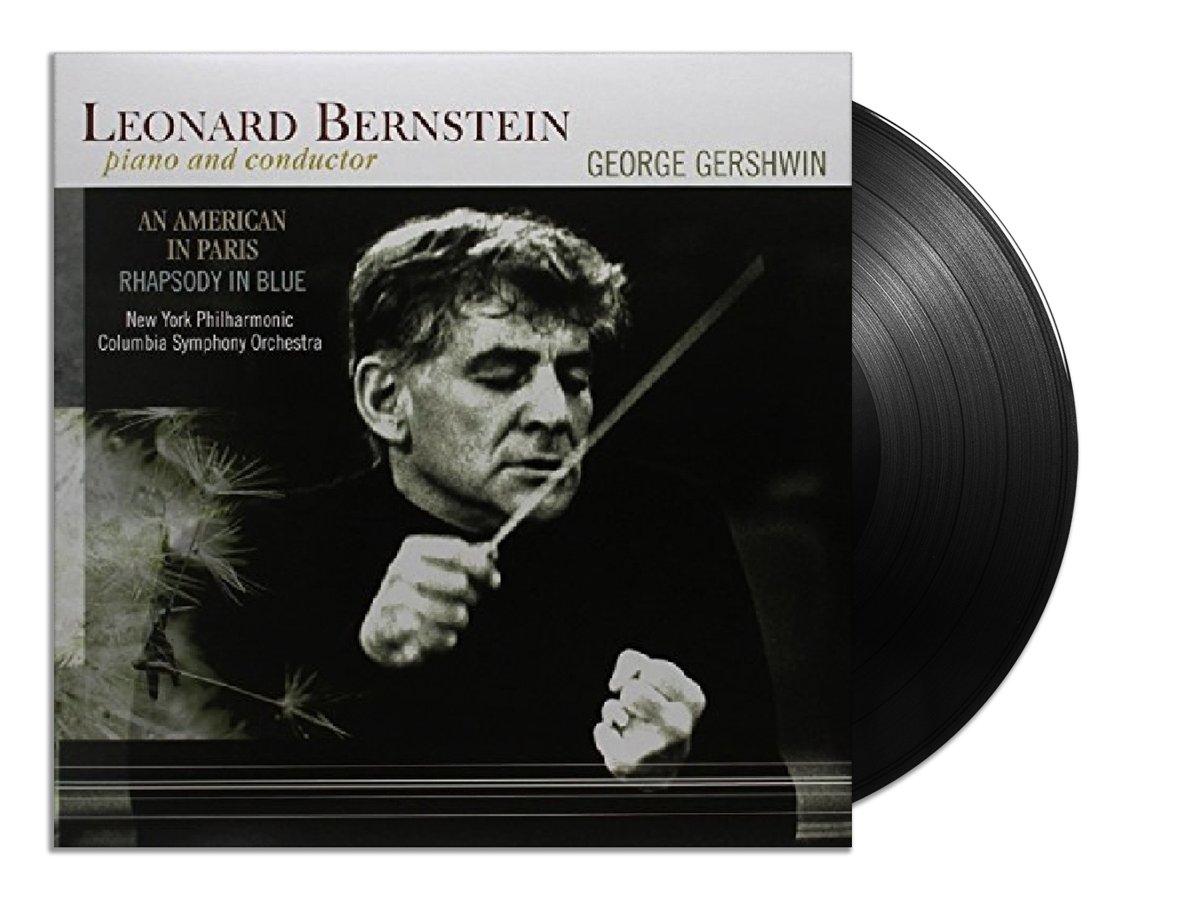 George Gershwin - An American In Paris/Rhapsody In | Vinyl kopen