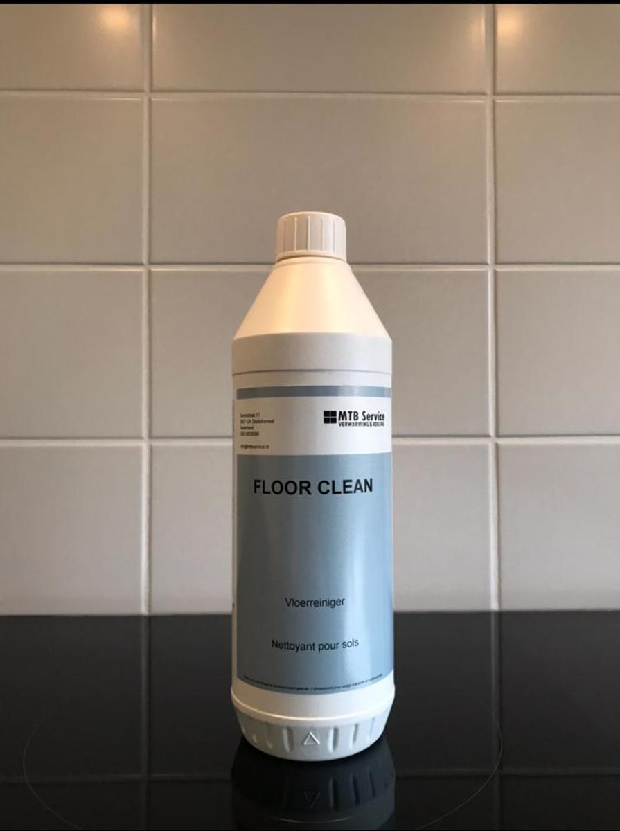 Floor Clean Vloer reiniger kopen