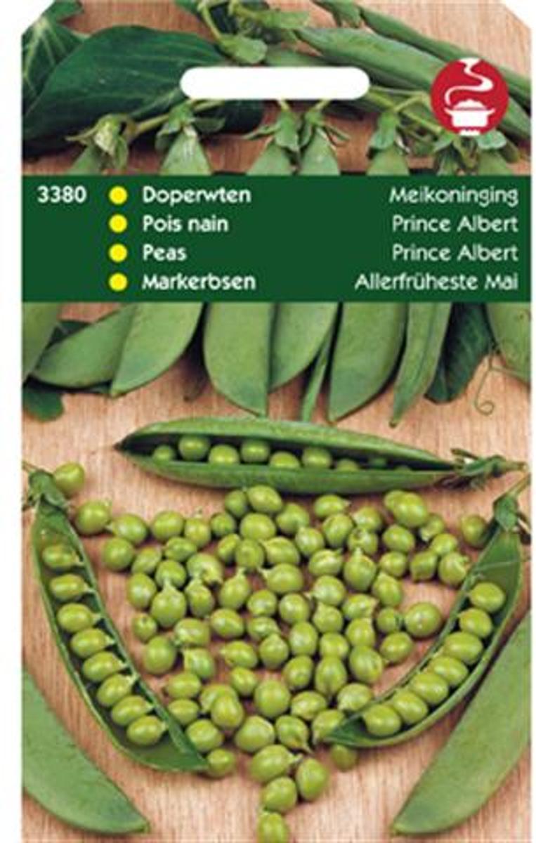 Hortitops Zaden - Doperwten Meikoningin (Type 1E Vr. Mei)