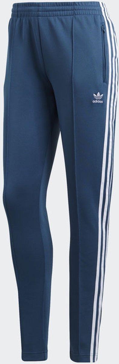 bol.com | adidas SST Trackpants Trainingsbroek Dames - Dark ...