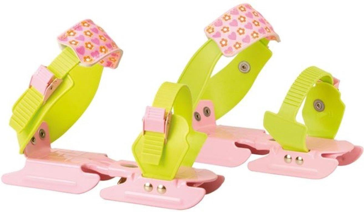 Schaatsen Glij-ijzer Roze Meisjes