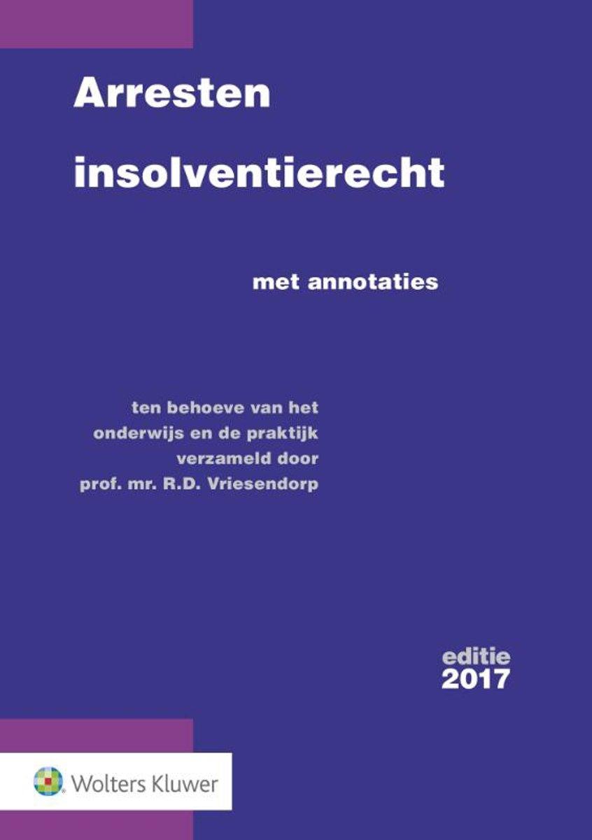 Fabulous bol.com | Arresten insolventierecht | 9789013140583 | R.D.  YS-83