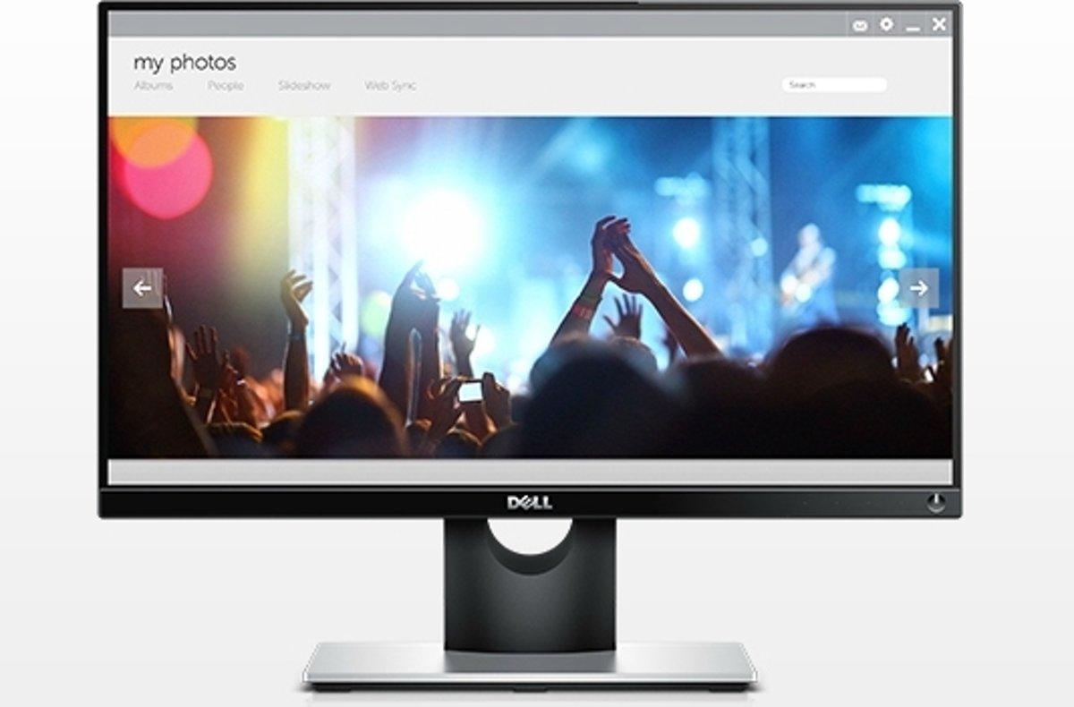 """DELL S Series S2216H 21.5"""" Full HD Matt Zwart"""