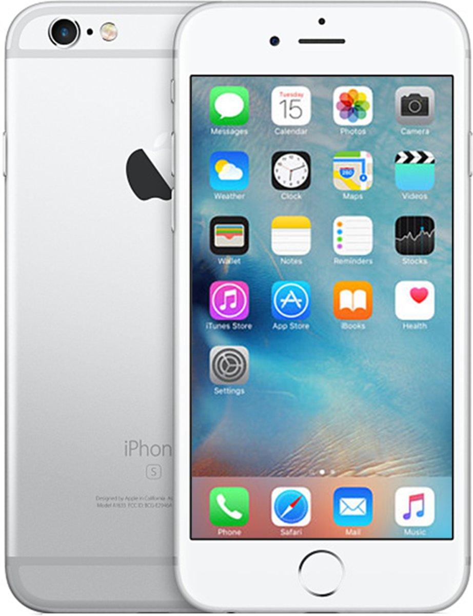 Apple iPhone 6s refurbished door Renewd - 16GB - Zilver kopen