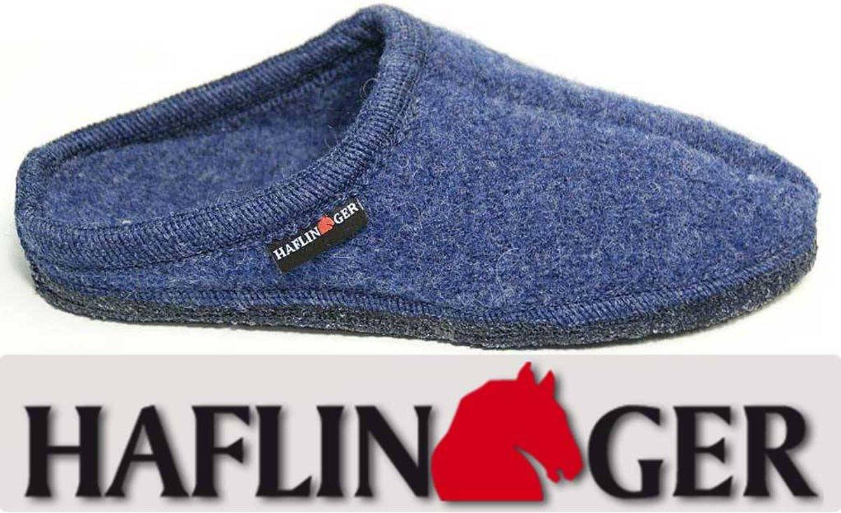 Haflinger Jean Alaska Pantoffels Uniseks Taille: 40 mLvN61t4wg