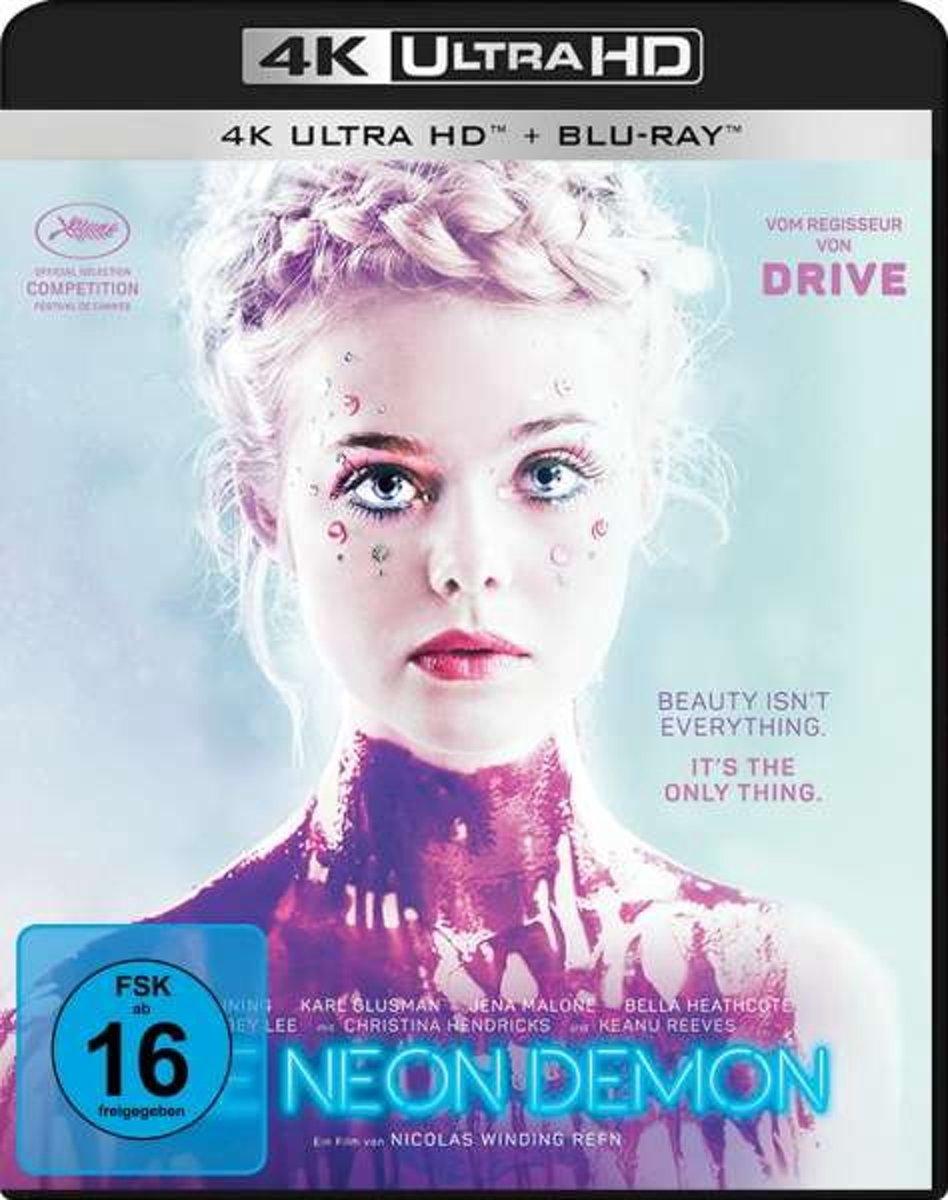Neon Demon (4K Ultra HD + Blu-ray)-